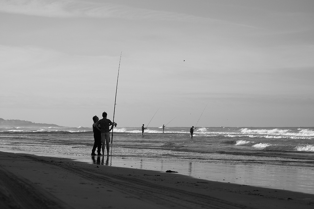 Les Sables Dolonne fishing in france