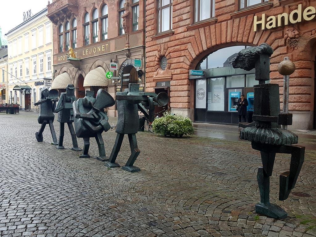 Sodergatan street street musicians