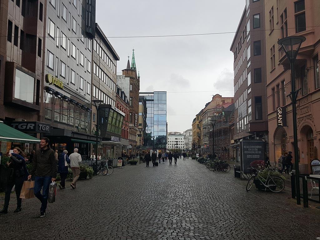 Södergatan streetview