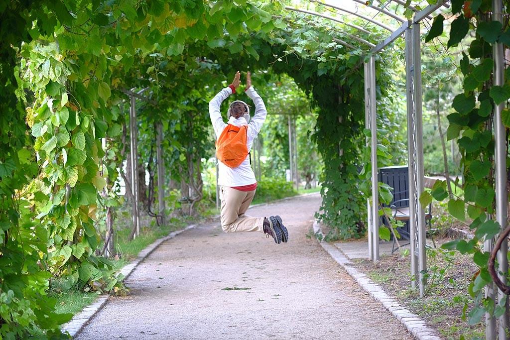 Botanical gardens in copenhagen denmark