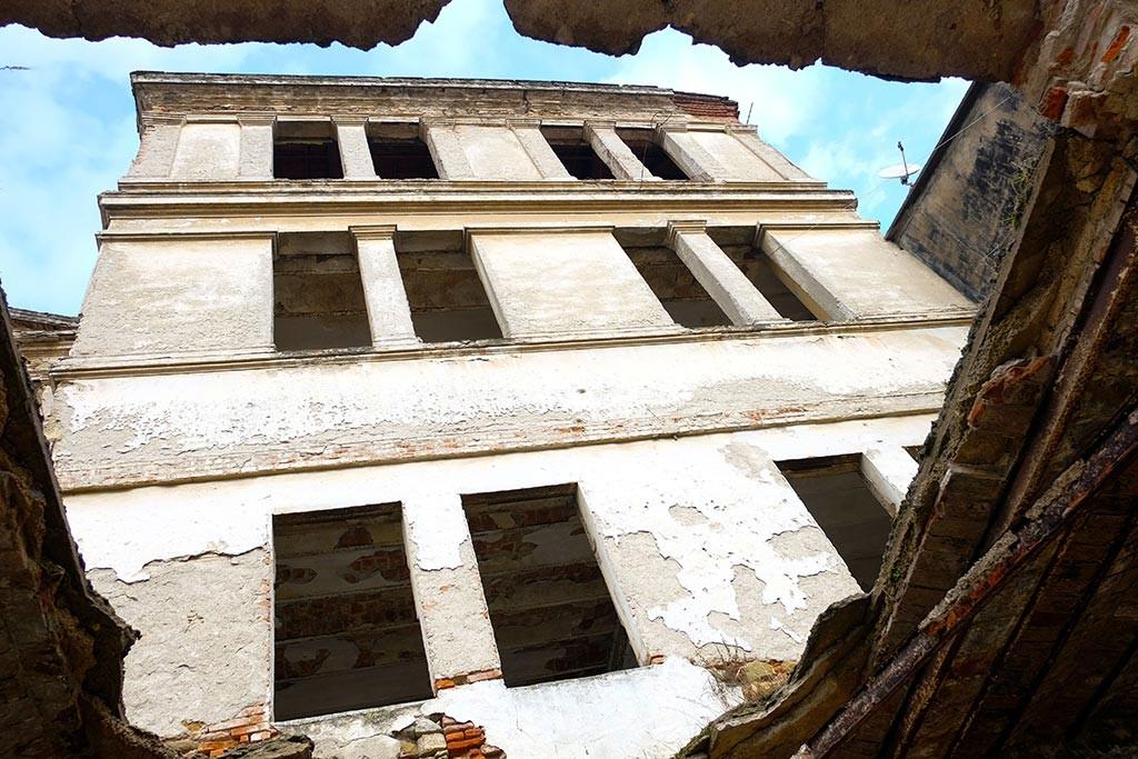 stone school in tirilye bursa