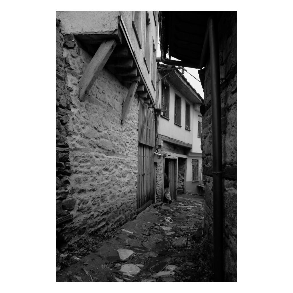 unesco world herritage cumalikizik village in bursa turkey