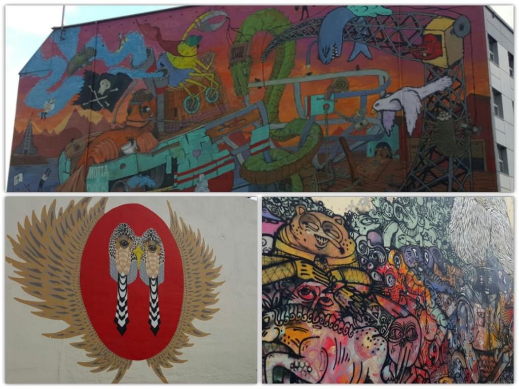 reykjavik street graffities