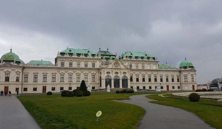 Viyana Gezisi; Saraylar, Müzeler, Parklar