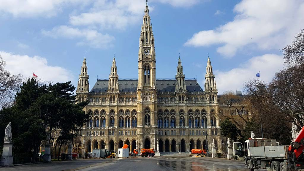 vienna municipal house