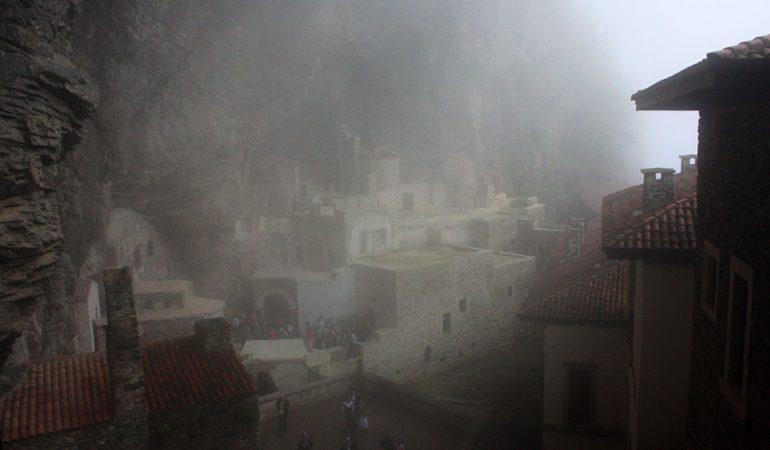 Doğu Karadeniz Turu Trabzon Gezisi