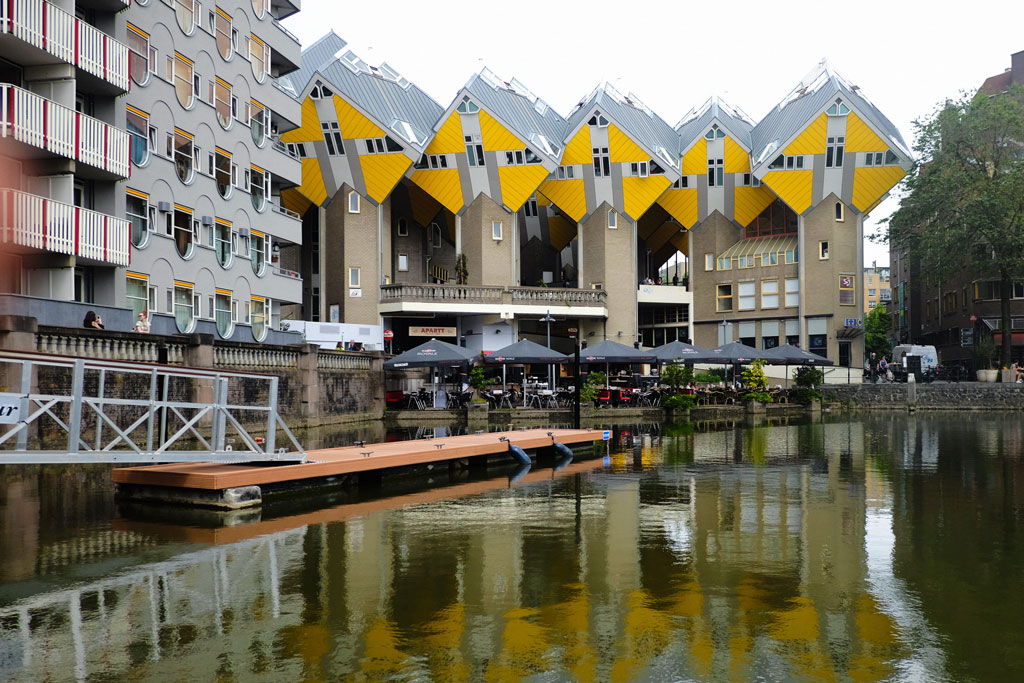 rotterdam cubic houses