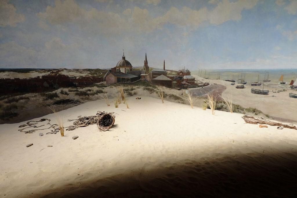 panaromic museum mesdag in lahey